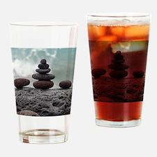 Ocean Serenity Drinking Glass