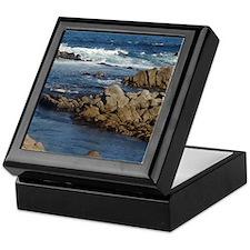 California Ocean 02 Keepsake Box