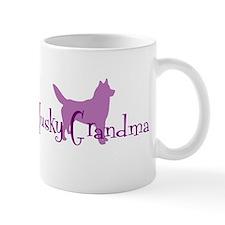 Husky Grandma Mug