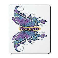 Believe Butterfly Mousepad