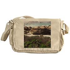 California Ocean 04 Messenger Bag