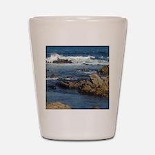 California Ocean 02 Shot Glass