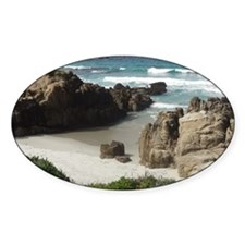 California Ocean 03 Decal