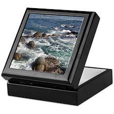 California Ocean 01 Keepsake Box
