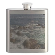 California Ocean 01 Flask