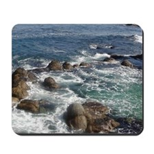 California Ocean 01 Mousepad