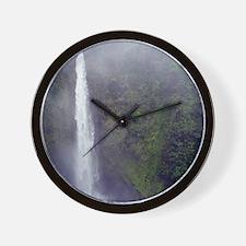 Akaka Falls Wall Clock