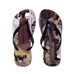 Dimanche (Sunday) Flip Flops