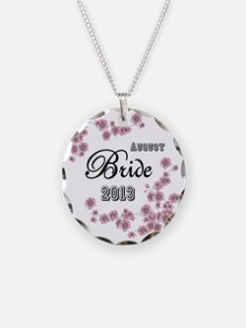 August Bride 2013 Necklace