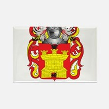 Lazer Coat of Arms - Family Crest Rectangle Magnet