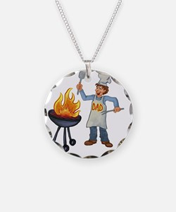 Fathers Day 2 Necklace