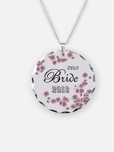 July Bride 2013 Necklace