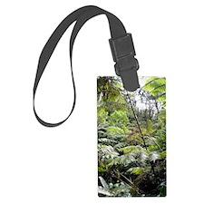 Tropical Jungle Luggage Tag