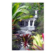 Umauma Falls Postcards (Package of 8)