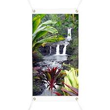 Umauma Falls Banner