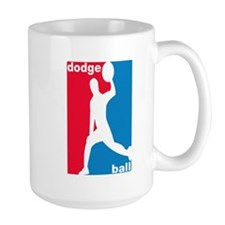 Dodgeball Association Mug
