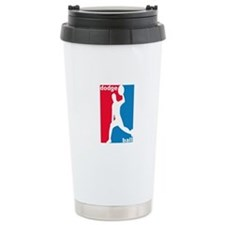 Dodgeball Association Travel Mug