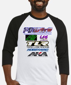 DIRT Race Shirt 2 Baseball Jersey