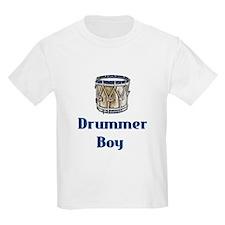 Drummer Boy Kids T-Shirt
