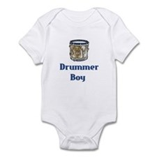 Drummer Boy Infant Bodysuit