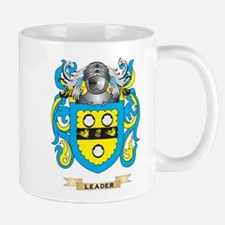 Leader Coat of Arms - Family Crest Mug
