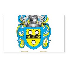 Leader Coat of Arms - Family Crest Decal