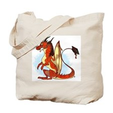 Daquan's Dragon Tote Bag