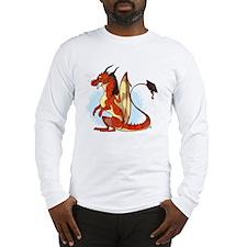 Daquan's Dragon Long Sleeve T-Shirt