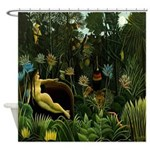 il Sogno (The Dream) Shower Curtain