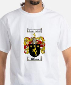 Wilson Coat of Arms Family Crest Shirt