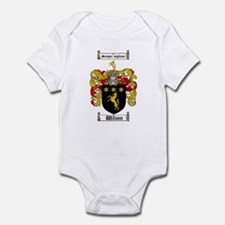 Wilson Coat of Arms Family Crest Infant Bodysuit