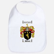 Wilson Coat of Arms Family Crest Bib