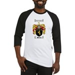 Wilson Coat of Arms Family Crest Baseball Jersey