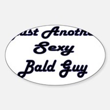 sexy bald Decal