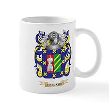 Leblanc Coat of Arms - Family Crest Mug