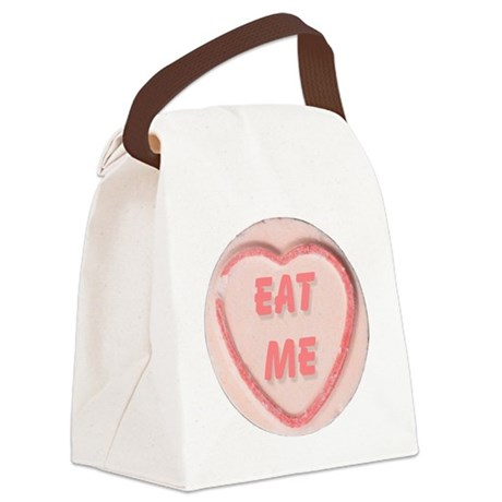 11111111111 Canvas Lunch Bag
