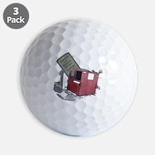 dumpster Golf Ball