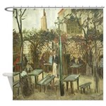 Montmartre Shower Curtain
