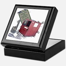 dumpster-black Keepsake Box