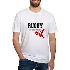 No Blood No Foul Rugby Shirt