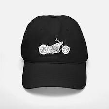 cycle-black Baseball Hat