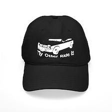 ride-black Baseball Hat