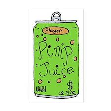 pimpjuice-black Stickers