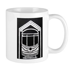 Retro Trolley Mug