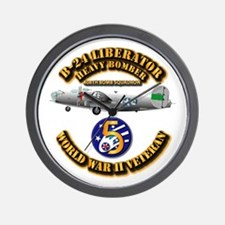 AAC - 22nd BG - 408th BS - 5th AF Wall Clock