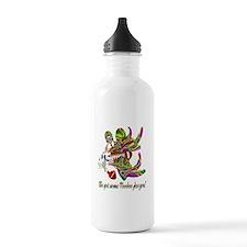 Football Voodoo 9 Water Bottle