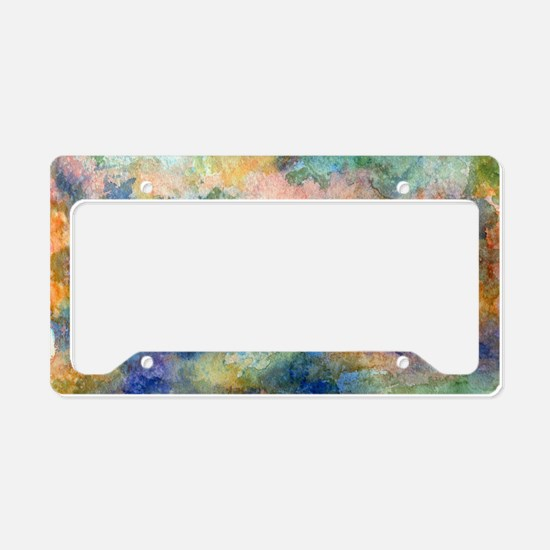 Scan_1 License Plate Holder