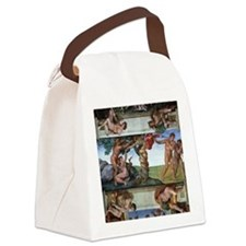 fall of man Canvas Lunch Bag