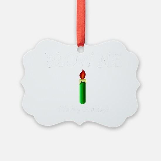 blowme-black Ornament
