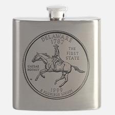 delaware Flask